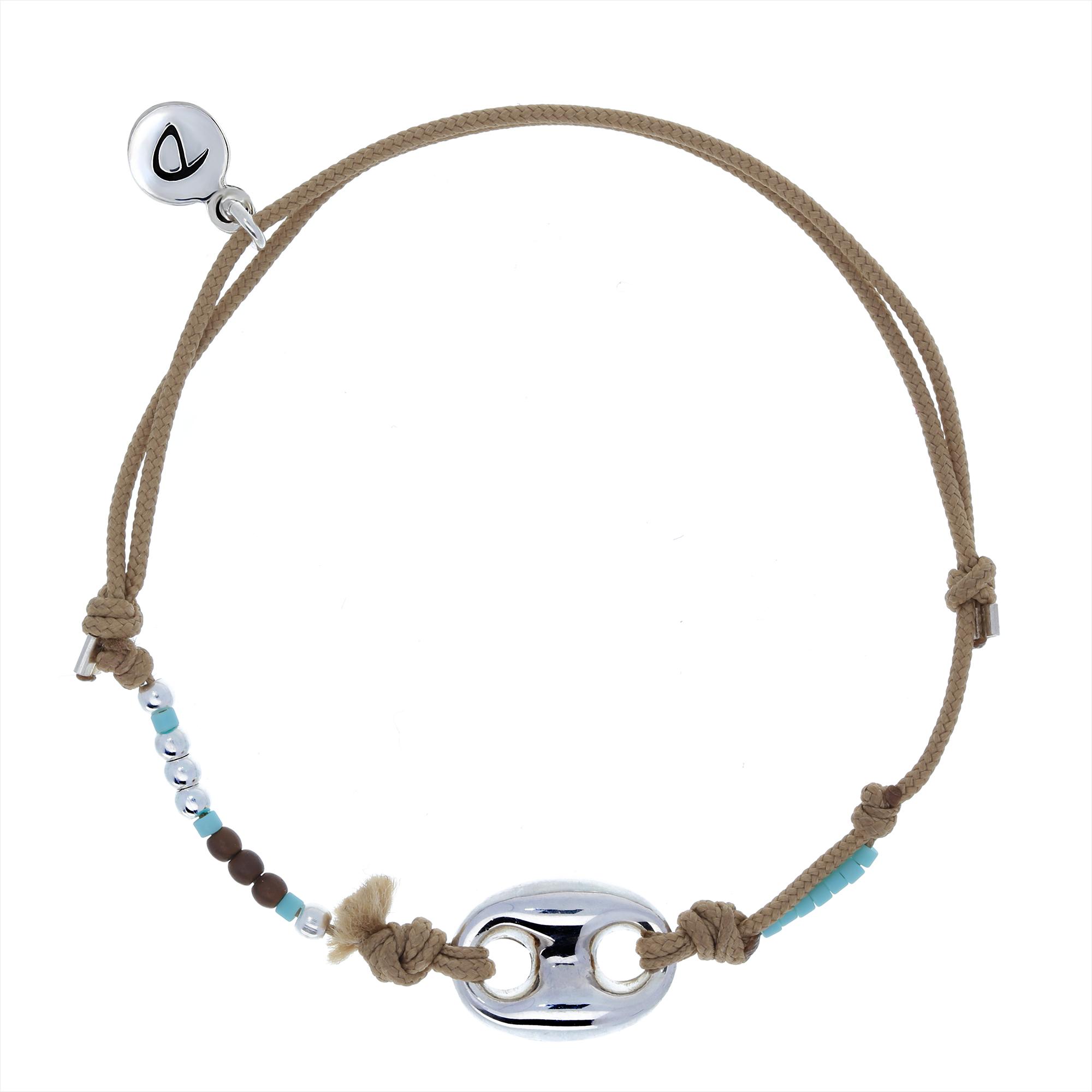 bracelet homme graine de cafe beige perle lagon bracelets homme doriane bijoux. Black Bedroom Furniture Sets. Home Design Ideas