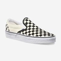 Shoes VANS Classic slip-on black checker/white