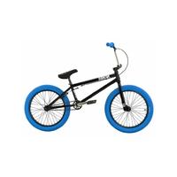 Bmx SUBROSA Tiro 20.5 black/blue spécial edition 2016