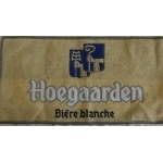 Serviette de bar Hoegaarden