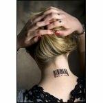 Tattoos d'une star, 35 tatouages éphémères de stars