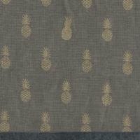 A nana's fabric, tencel kaki, 20 x 140 cm
