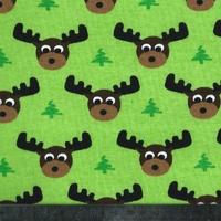 Jersey Fabric Addict Rênes 20 x 160 cm