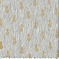COUPON de Lin irisé A nana's fabric 1m50 x 140 cm